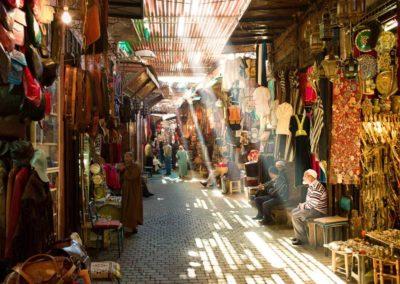 3 days tour from Marrakech to Fez – Merzouga camel trekking
