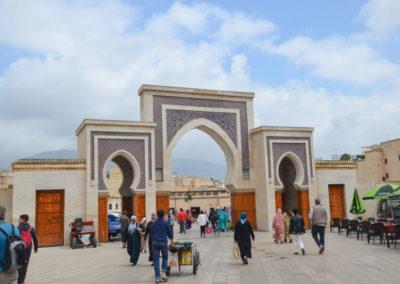 5 days tour from Marrakech to Fes through Merzouga and Ouzina deserts