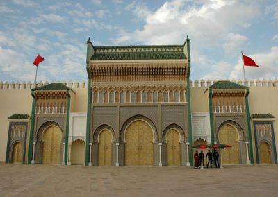 4 days morocco Ouzina sahara desert tour from Marrakech to Fes