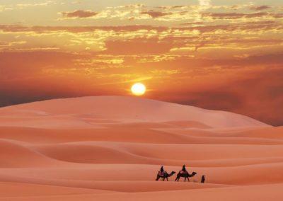 4 DAYS TOUR FROM FES TO MARRAKECH VIA SAHARA DESERT