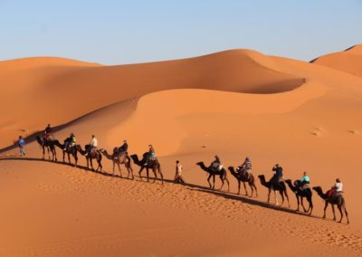 4 days 3 Nights from Marrakech Merzouga to Fes