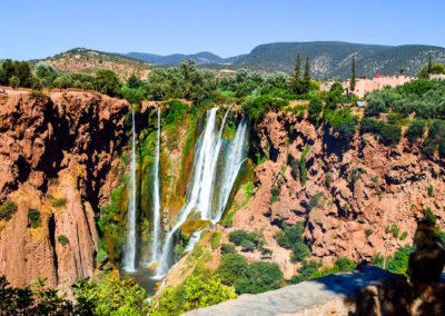 Excursion from Marrakech to the Ouzoud waterfalls Recommended!